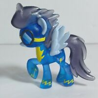 "2013 My Little Pony FiM Blind Bag Wave 7 2"" Transparent Wonderbolt Soarin Figure"