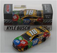 NEW NASCAR 2020 KYLE BUSCH #18 M&MS CANDY 1/64 CAR
