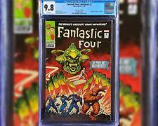 Fantastic Four Antithesis #2 CGC 9.8. Zircher #49 Homage Variant 1st Appearance