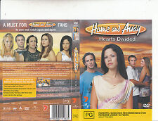Home And Away-Hearts Divided-1988/16-TV Series Australia-[2 Episodes]-Movie-DVD