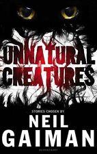 Unnatural Creatures, Gaiman, Neil, New condition, Book