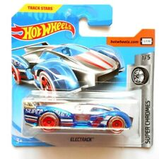 HOT WHEELS ELECTRACK SUPER CHROMES - Mattel