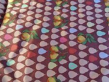 Liberty Silk Satin 100%, 'Jack and Charlie' (1.10x 1.40m) dress fabric, sewing