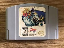 Clay Fighter 63 1/3 - N64 ( Nintendo 64 ) Game Only !