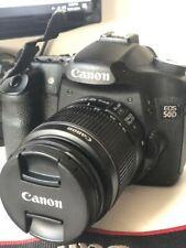 Canon EOS 50D 15.1MP Digital SLR Camera - Black (Kit w/ EF-S USM 60mm Lens)
