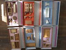 Creative Playthings Doll House Furniture Set Original Box Antonio Vivaldi 1961