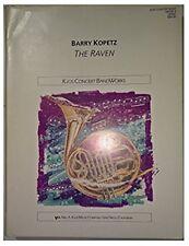 The Raven - Kjos Concert Band Works - Partition complète