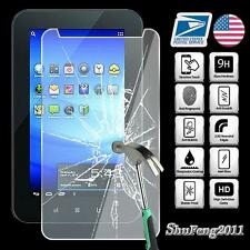Tablet Tempered Glass Screen Protector Cover For Trio Stealth Pro 7