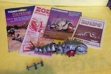 Slitherzoid/Molga vintage 1985 Tomy red Zoid 100% complete