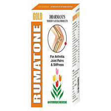 Ayurvedic Muscle Relaxant Oil To Prevent Joint And Back Pain 1 Rumatone Gold Oil