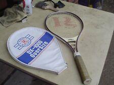 Pro Spirit DX-1000 Oversize Aluminum Tennis Racquet 4 5/8 Leather Grip + Cover