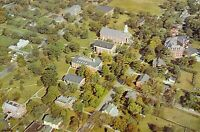KY Georgetown GEORGETOWN COLLEGE AERIAL VIEW - 6x9 Dexter Press postcard