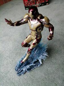 IRON MAN 3 Marvel Statue - 15 inches tall (1/6th Scale ARTFX) - Mark XLll