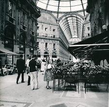 ITALIE c. 1950 Milan Galerie Victor Emmanuel III - Div 4234