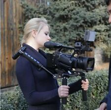 DSLR Rig Shoulder Mount Movie Kit Support for Camera Canon 5D II III 7D 600D D90