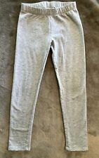 Place Sweat Pants Leggings Girls Size 7/8 Gray