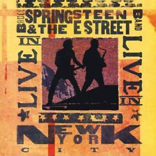 "Live in New York City - Bruce Springsteen & The E Street Band (12"" Album B"