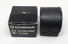 COSINA 2X Extender w/case TeleConverter Tele Extender with Original Box New