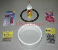 OSDmarine Sea Doo MASTER Jet Pump Rebuild Kit - Most 140mm Plastic Pumps DELRIN