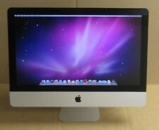 "Apple iMac10,1 21.5"" Core 2 Duo E8600 3.33Ghz 14GB 500GB A1311 Snow Leopard OS"