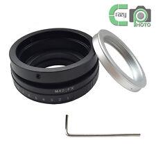 M42-FX Tilt Adapter M42 Screw Mount Lens to Fujifilm Fuji X-Pro1 FX T10 T1 E2 E1
