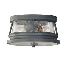 Lampade da parete da interno in vetro grigio E27