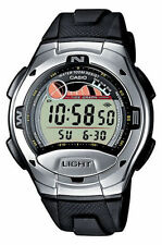 Casio W-753-1AVES Mens Illuminator Digital Watch - Black