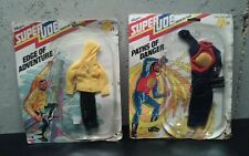Super Joe Hasbro Adventure Team Path Of Danger/ Edge of Adventure Outfits 1977