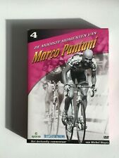 MARCO PANTANI - Belgian edition, Dutch comm. - DVD OOP