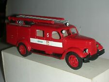 KHERSON MODELS ZIL 164 PMZ-18 FIRE TRUCK PUMPER.YES! RARE MOD.IMPOSSIBLE TO FIND