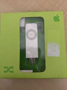 New Boxed | 512MB White Apple iPod Shuffle 1st Generation