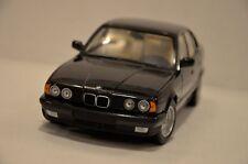 1/18 MINICHAMPS 1988 BMW 535i E34 IN BLACK 1988 - 1995