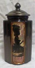 Unmarked Earthenware Art Deco Date-Lined Ceramics (1920-1939)