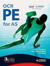 OCR PE for AS (A Level Pe)-ExLibrary
