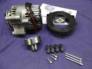 Umbaukit Conversion kit HONDA CBX 1000/Kawa Generator Lichtmaschine Alternator