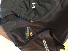 Jacksonville Jaguars Under Armour   short sleeve  wind  shirt  men's XL NEW