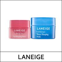 [LANEIGE] Sample Sleeping Care Good Night Kit (Mask 15ml + Lip 3g) /일