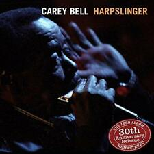 Carey Bell - Harpslinger (30th Anniversary Edition) (NEW CD)