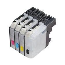 Generic Multi-Coloured Printer Ink Cartridges