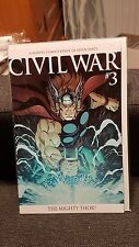 Civil war 3 Variant McGuiness