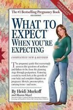 Set 3 What to Expect When Expecting, First Year, Week by Week Murkoff Eisenberg