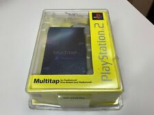 NEW Official Sony Playstation 2 Multitap SCPH-10090 *FACTORY SEALED*