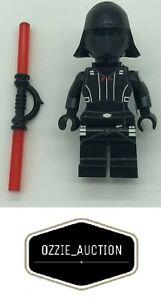 Lego Star Wars - Custom - Second Sister Inquisitor Minifigure [75280]