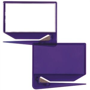 Blank Business Card Letter Opener-No Imprint Mixed Colors