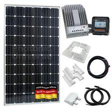 280W 12V/24V solar panel charging kit for motorhome,caravan,camper,boat,off-grid