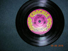 "KELLOGG'S SNAP, CRACKLE, POP TUNES - RICE KRISPIES 7"" -  33-1/3  RECORD 6 SONGS"