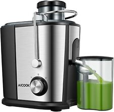 Aicok e Mouth Juice Extractor Centrifugal Fruits & Vegetables  Juicer GS-336