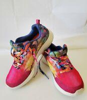 Skechers Sport Women's Burst Life In Color Memory Foam Sneakers shoes SZ 7.5