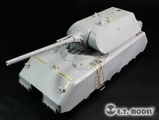 "ET Model E35181 1/35 WWII German Super Tank ""Maus"" Detail Up Set for Dragon"