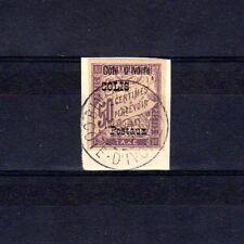 COTE D'IVOIRE Colis Postaux n° 1 oblitéré